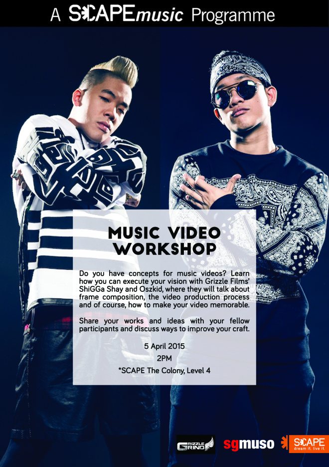 MUSIC VIDEO WORKSHOP