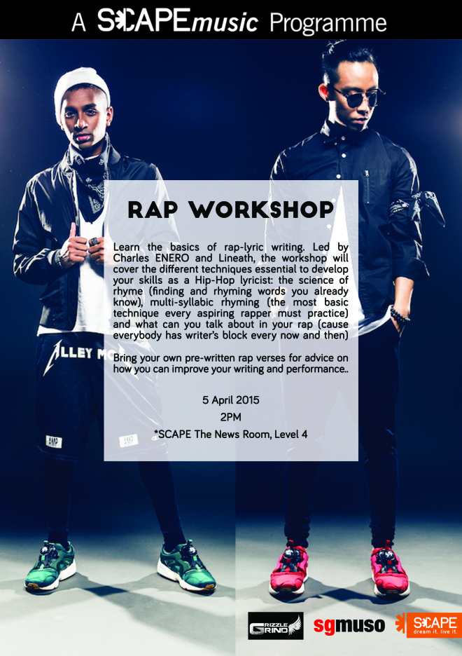 RAP WORKSHOP